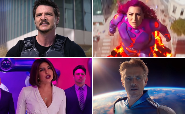 We Can Be Heroes Teaser: Priyanka Chopra, Taylor Dooley & Pedro Pascal Together