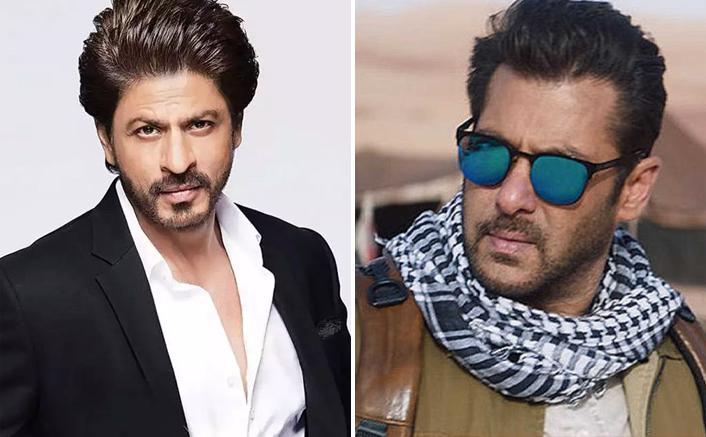 Shah Rukh Khan's Pathan To Appear In Salman Khan Starrer Tiger 3?