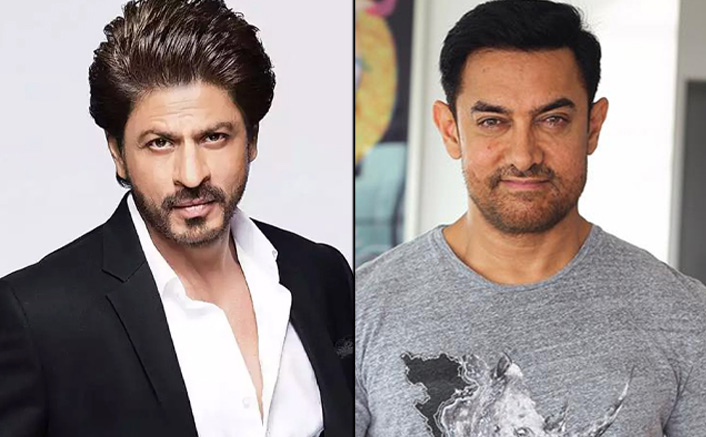 When Aamir Khan Said Shah Rukh Khan Was Licking His Feet