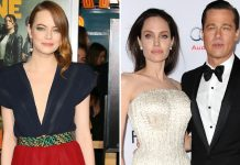 "When Emma Stone's Mother Asked Brad Pitt & Angelina Jolie ""Do you have kids?"""