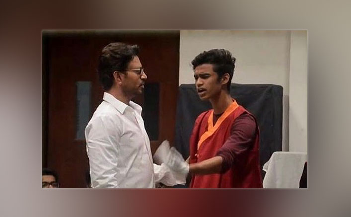 Irrfan Khan's Son Babil Recalls The Moment When His Dad Saw Him Performing On Stage For The First Time