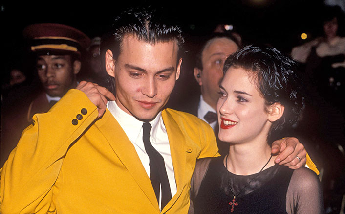 When Johnny Depp & Winona Ryder Saw Each Other For The First Time Post Split; This VIDEO Will Melt Your Hearts!