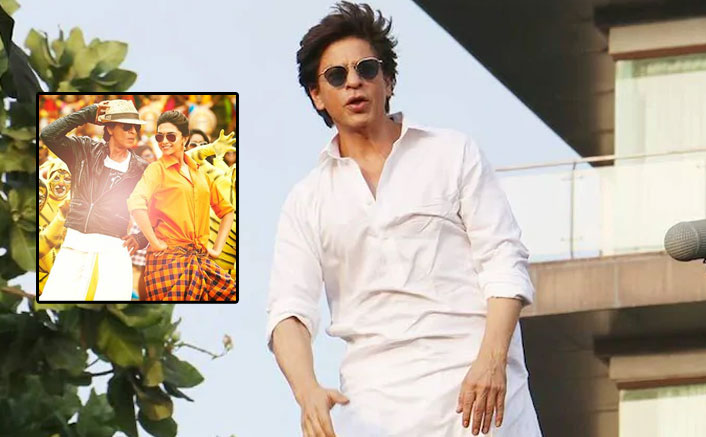 Shah Rukh Khan Doing Lungi Dance In This Throwback Video Will Take You Back To The Night Clubs!