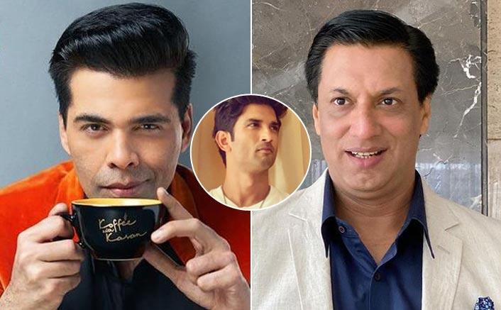 Will Karan Johar's Koffee With Karan Be Banned? Sushant Singh Rajput Fans Stand In Support Of Madhur Bhandarkar