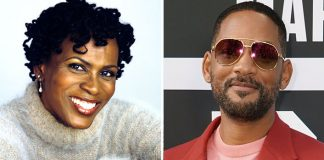 Will Smith & Janet Hubert Bring The Curtain Down On Their Long Feud During The Fresh Prince of Bel-Air Reunion
