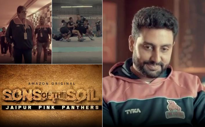 Witness the high's and low's of the Jaipur Pink Panthers as Amazon Prime Video drops the teaser of the much-awaited docuseries - Sons of the Soil: Jaipur Pink Panthers