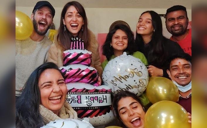 Yami Gautam Celebrates Her 32nd Birthday