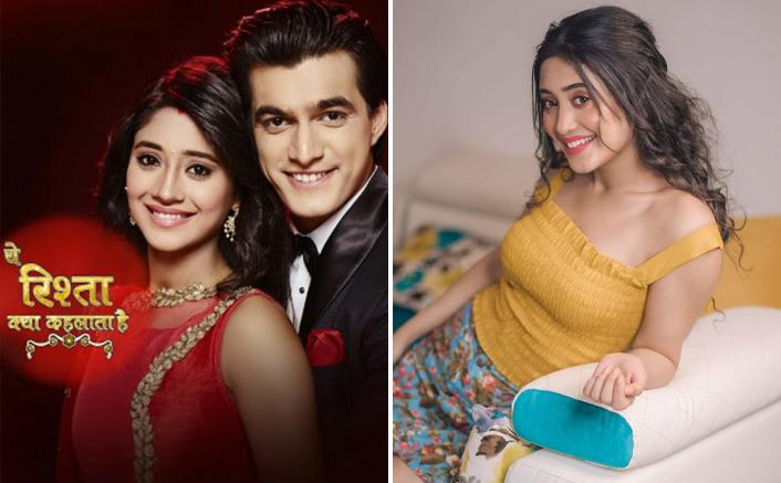 Yeh Rishta Kya Kehlata Hai Stars Shivangi Joshi And Mohsin Khan