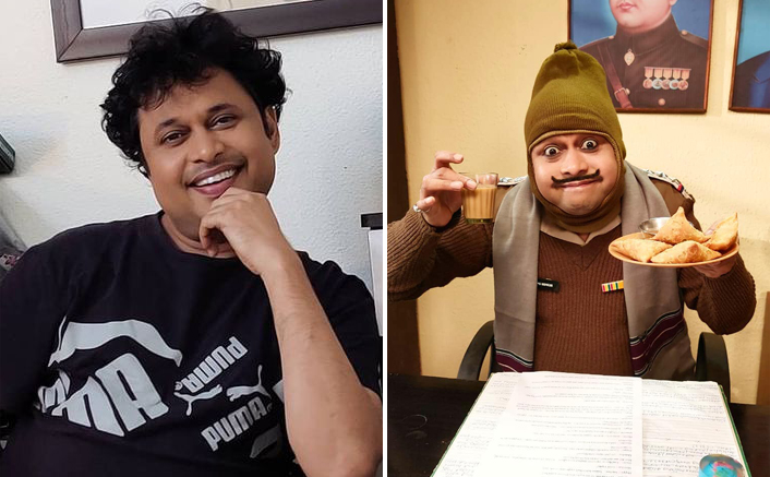 Yogesh Tripathi AKA Happu Singh Of Bhabiji Ghar Par Hain Loves Doing THIS In Free Time