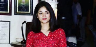 "Zaira Wasim Asks Fan Pages To Remove Her Pics, Says "" I'm Trying To Start A New Chapter..."""