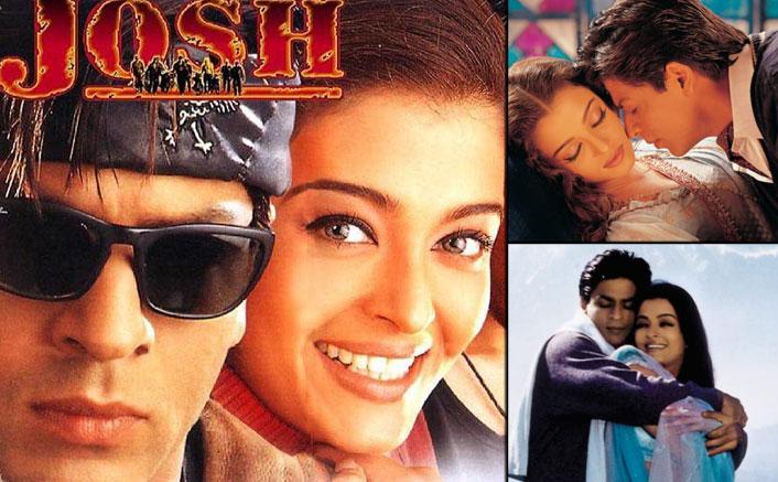Bollywood Stars Shah Rukh Khan & Aishwarya Rai Bachchan Played Siblings In Josh & Lovers In Devdas & Mohabbatein