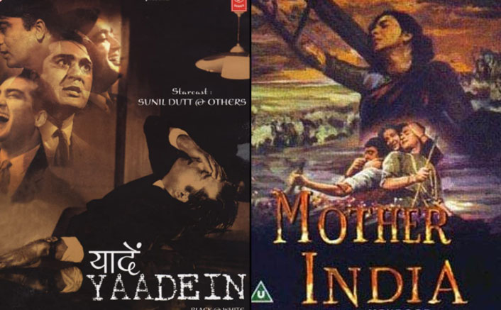 Bollywood Stars Sunil Dutt & Nargis Played Mother-Son In Mother India & Lovers In Yaadein