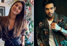 Erica Fernandes Goes Goofy On Christmas In A Never-Seen-Before Avatar; Parth Samthaan Reacts!