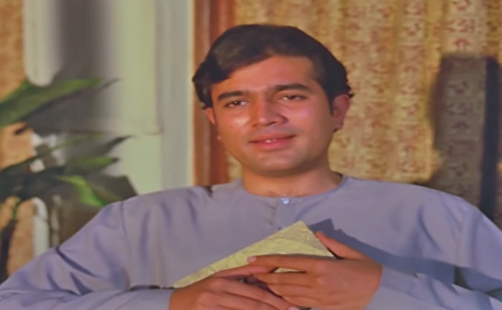 A Still From Anand Featuring Rajesh Khanna