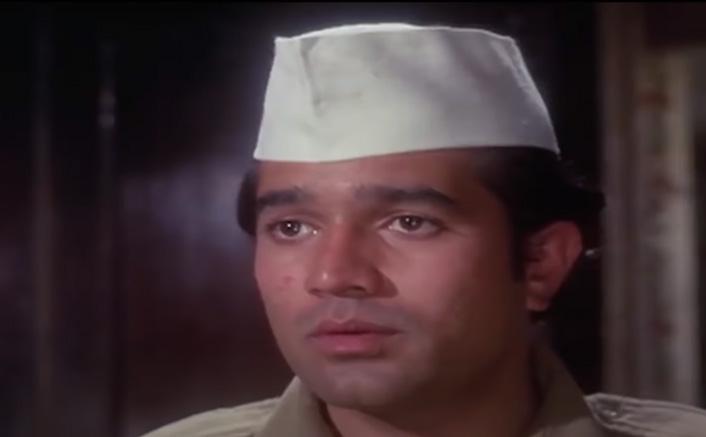 A Still From Bawarchi Featuring Rajesh Khanna