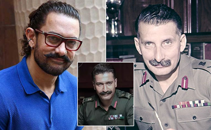 Aamir Khan Was Envisioned To Play Field Marshal Sam Maneckshaw, A Real-Life Hero Who Is Being Played By Vicky Kaushal Now