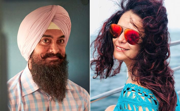 Aamir Khan Wore Just A Ganji While Shooting Laal Singh Chaddha In Extreme Cold & Never Cribbed Says Mona Singh