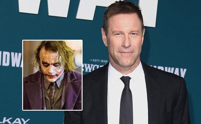 Aaron Eckhart: 'The Dark Knight' Is A Reflection Of Our Times