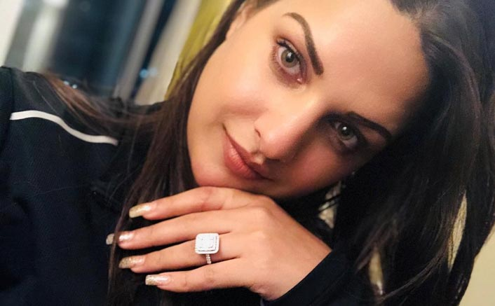 Actress Himanshi Khurana is all about self love this year as she gifted herself a diamond ring this birthday