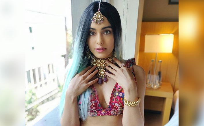 Adah Sharma happy with response to her transgender act in web series
