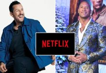 Adam Sandler Wants Dwayne Johnson To Join His Netflix Comedy, Is It Happening For Real?
