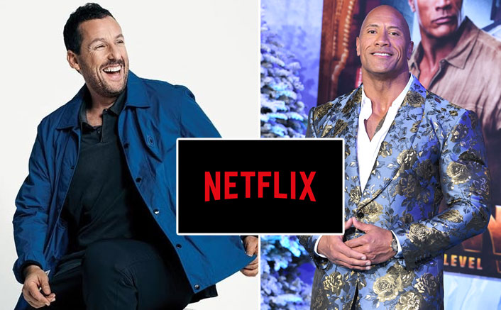Adam Sandler Eyeing Dwayne Johnson For His Netflix Comedy?