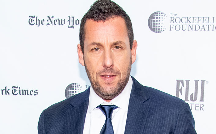Adam Sandler on working in comedies: 'I want every age to laugh'
