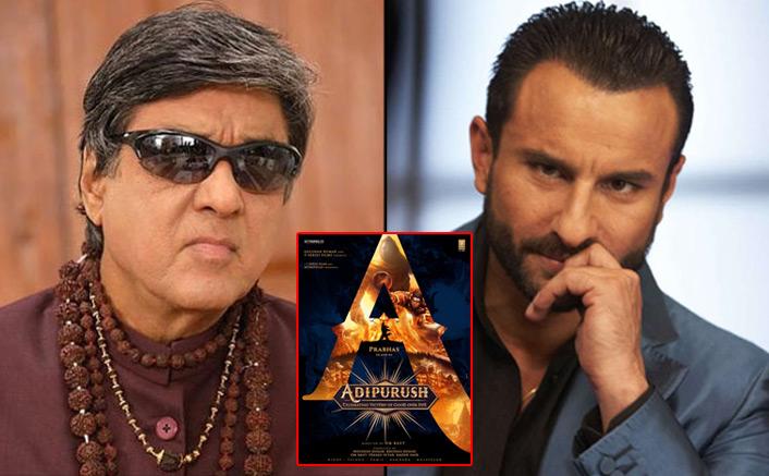 Adipurush: Mukesh Khanna Refuses To Accept Saif Ali Khan's Apology For His 'Raavan Humane' Remark