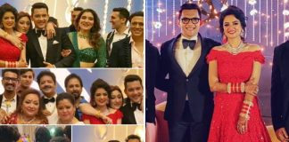 Aditya Narayan & Shweta Agarwal Dance At Their Wedding Reception; Bharti Singh, Govinda In Attendance