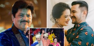 Aditya Narayan Is Happy To See Udit Narayan Dancing At His Wedding With Shweta Agarwal