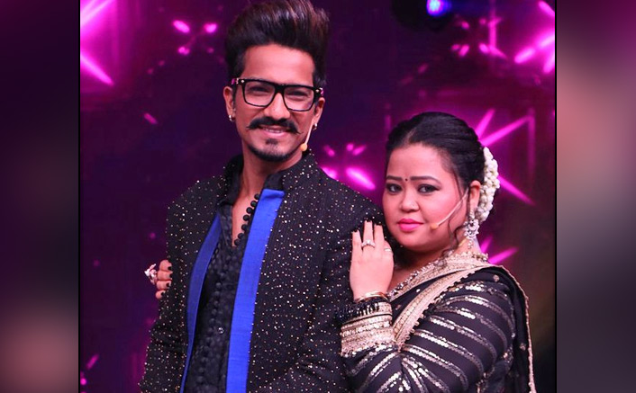 After Arjun Rampal, Bharti Singh & Haarsh Limbachiyaa Also Snapped At The NCB Office Today