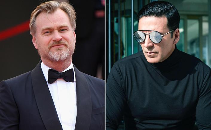 After Dimple Kapadia & Twinkle Khanna Both Meet Christopher Nolan, Akshay Kumar Feels Envious