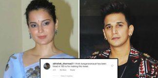 """Post Himanshi Khurana, Now Prince Narula Blasts Kangana Ranaut: """"Jab Apke Ghar Ki Divar Tuti…"""""""