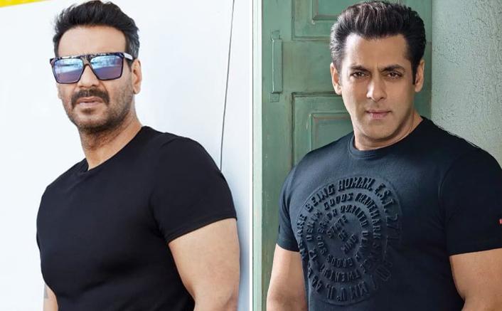 It's Ajay Devgn's MayDay Vs Salman Khan's Tiger 3 Or Kick 2 On Eid 2022?
