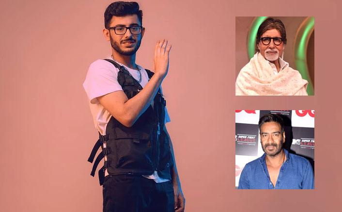 Ajey Nagar AKA CarryMinati To Make His Bollywood Debut With Ajay Devgn's Mayday Opposite Amitabh Bachchan & Rakulpreet Singh