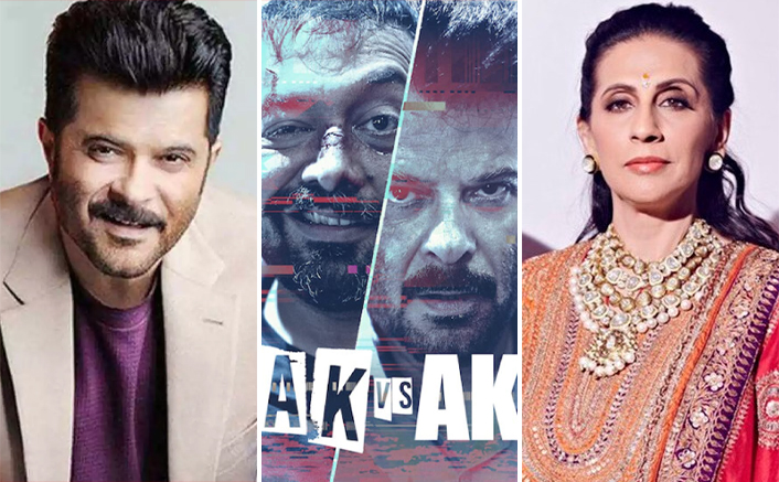 AK vs AK: Anil Kapoor Opens Up About Why His Wife Sunita Was Not A Part Of The Project