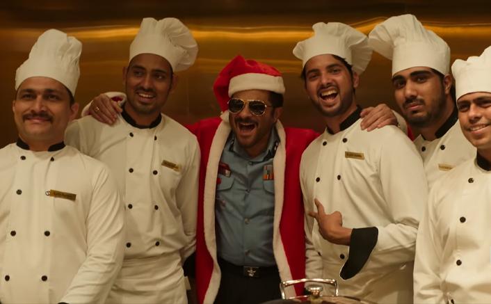 Anil Kapoor Turns Santa In This Still From AK vs AK