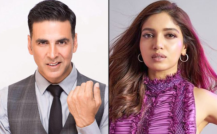 Akshay Kumar & Bhumi Pednekar To Visit The Sets Of The Kapil Sharma Show for Durgamati?