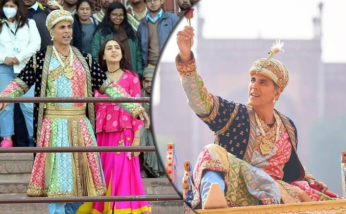Akshay Kumar dons Shah Jahan avatar for 'Atrangi Re'