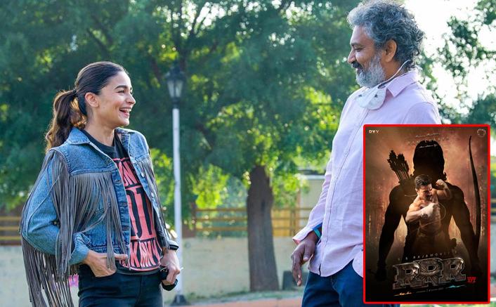 Alia Bhatt Begins Shooting For RRR Movie Today