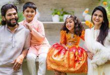 Allu Arjun, family in Udaipur to attend Niharika Konidela's wedding