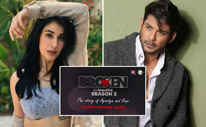 Broken But Beautiful 3: Sidharth Shukla & Sonia Rathee To Play Lead Roles