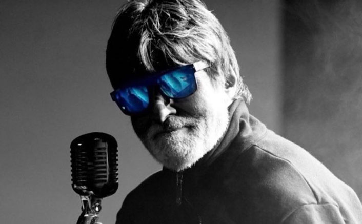Amitabh Bachchan Shares Failed Attempt To Get A Rockstar Look