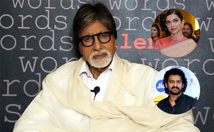 Amitabh Bachchan To Charge 21 Crores For Deepika Padukone & Prabhas Starrer?