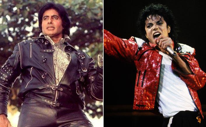 Amitabh Bachchan Tried Replicating Michael Jackson In Ganga Jamuna Saraswati, Calls It A Failure