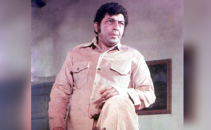 Amjad Khan At His Candid Best
