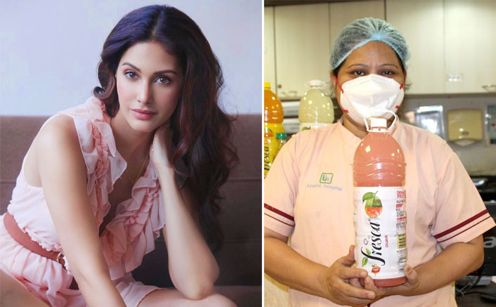 Amyra Dastur Recovers From Covid, Sends 10 Litres Of Fresh Juice To Covid Warriors