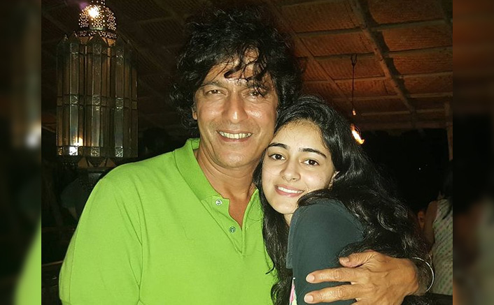 Ananya Panday's Father Chunky Panday Feels Himself A Bit Unlucky For Award Shows(Pic credit: Instagram/chunkypanday)