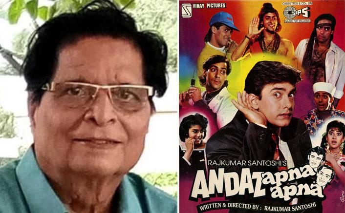 Andaz Apna Apna Cinematographer Ishwar Bidri Dies At 87