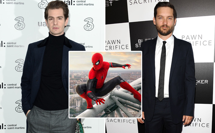 Andrew Garfield Locked In For Spider-Man 3? (Pic credit: Getty Images)